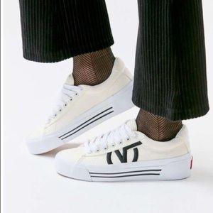 Vans Sid Ni Staple Classic White